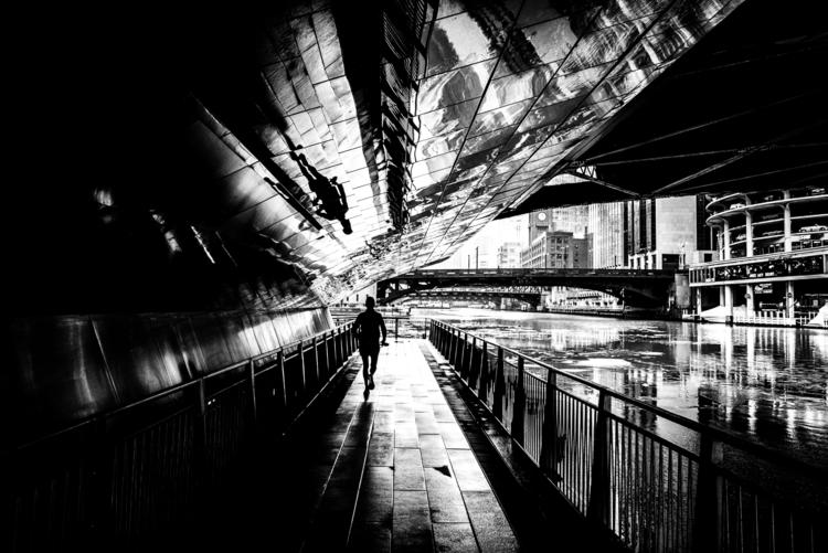 runner - @ellophotography - Chicago - junwin | ello