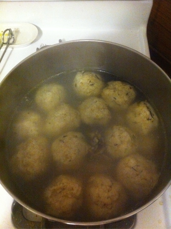 Matzo ball soup specialties:ram - katfantastique | ello