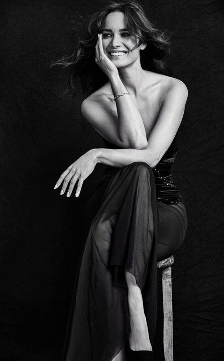 Berenice Marlohe Black Butterfl - aldonakarczmarczyk | ello