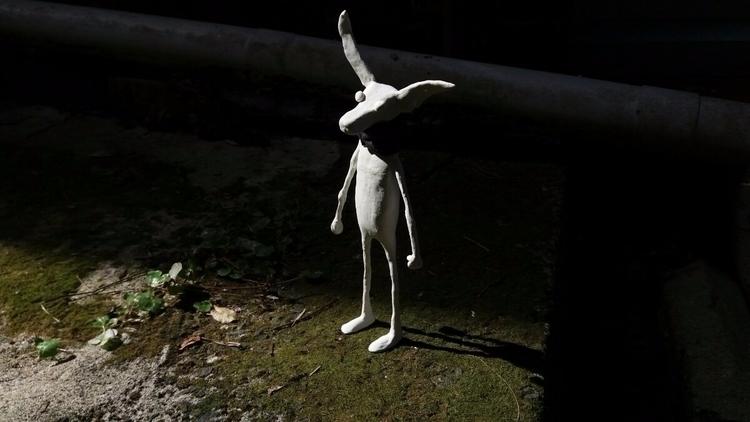 Ghost Fox. soul lost searching  - jedsevard | ello