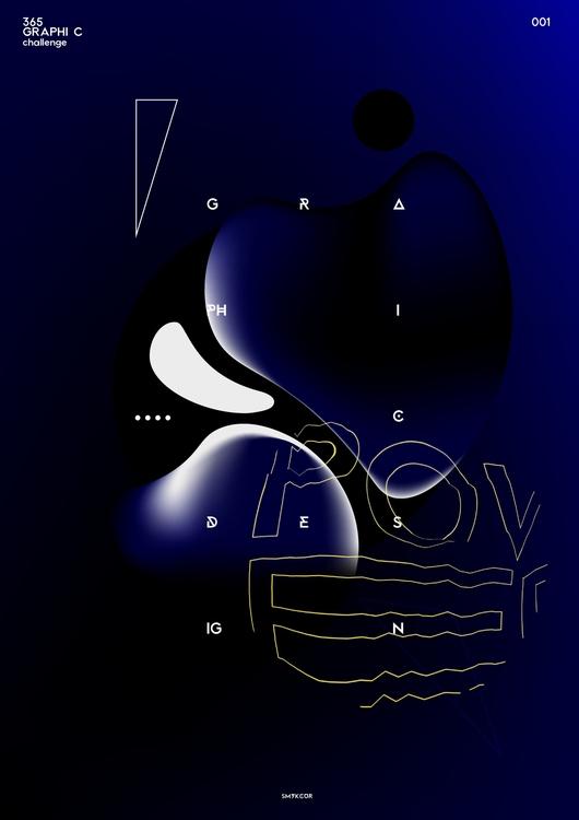 001, art, graphic, graphicdesign - smykcur | ello
