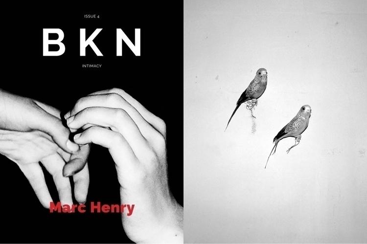 pre-order copy BKN Magazine Iss - bknmagazine | ello