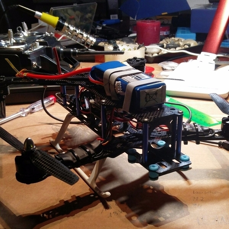 build ready - drone, fly - sbamamoto | ello