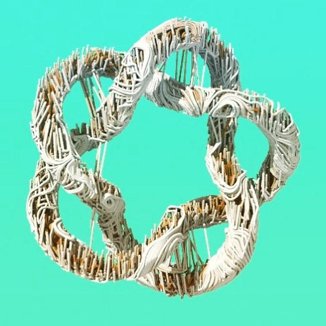 Space colonization toroid knot - jackrusher | ello