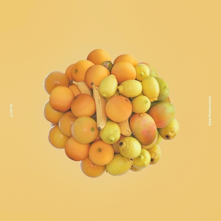 24.03.17 FRUITS - 3d, c4d, cinema4d - conquestofninjacats | ello