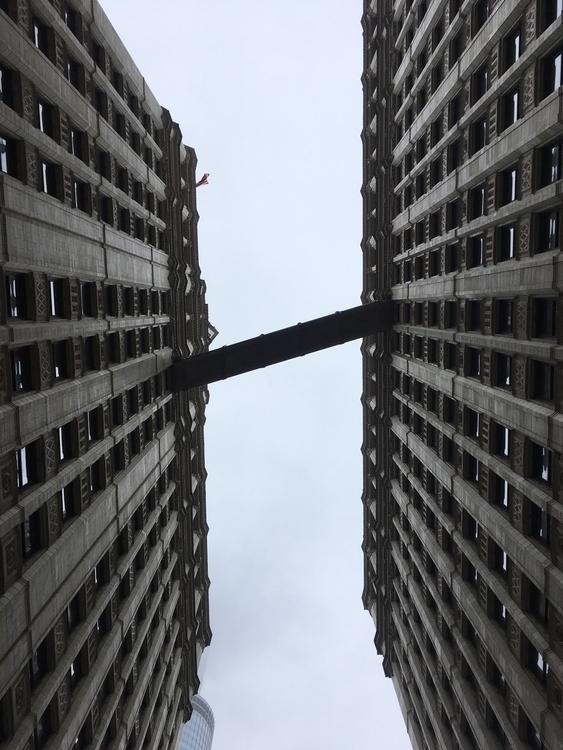 Skywalk buildings - Chicago, Architecture - mrtaffer | ello