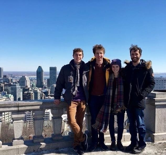 great city! Montreal - montreal - cranksband | ello