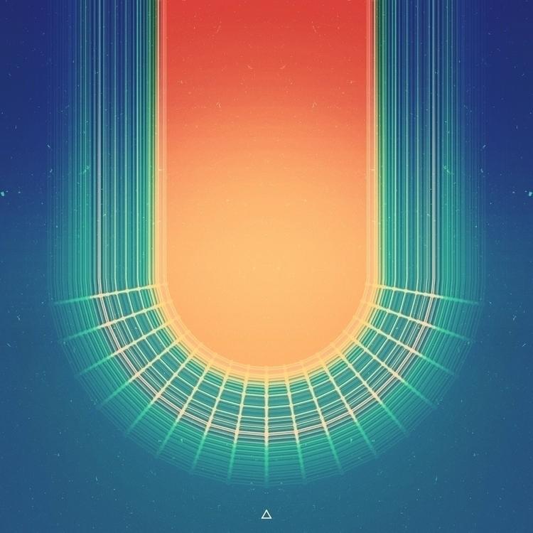 [Sun Dip - art, graphicdesign, illustration - stockandrender   ello
