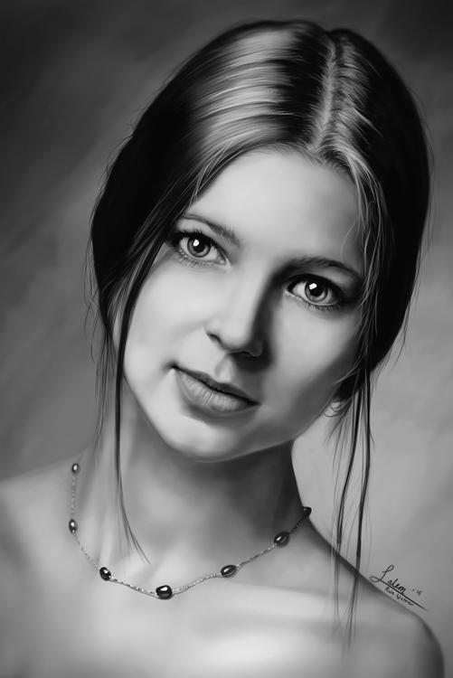 Detailed Portrait study (Reilly - rain_walker | ello