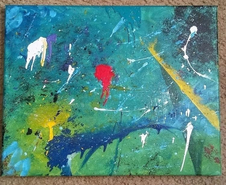ellopainting, art, abstractart - cristina22 | ello