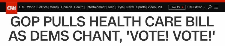 **Top page, CNN.com Trump loses - elloresist | ello