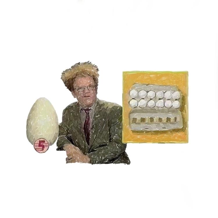 Eggs Brule - carolynfigel | ello