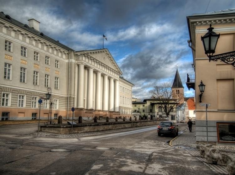 University Tartu - view magnifi - neilhoward | ello