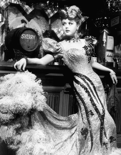 Angela Lansbury, Harvey Girls,  - arthurboehm | ello