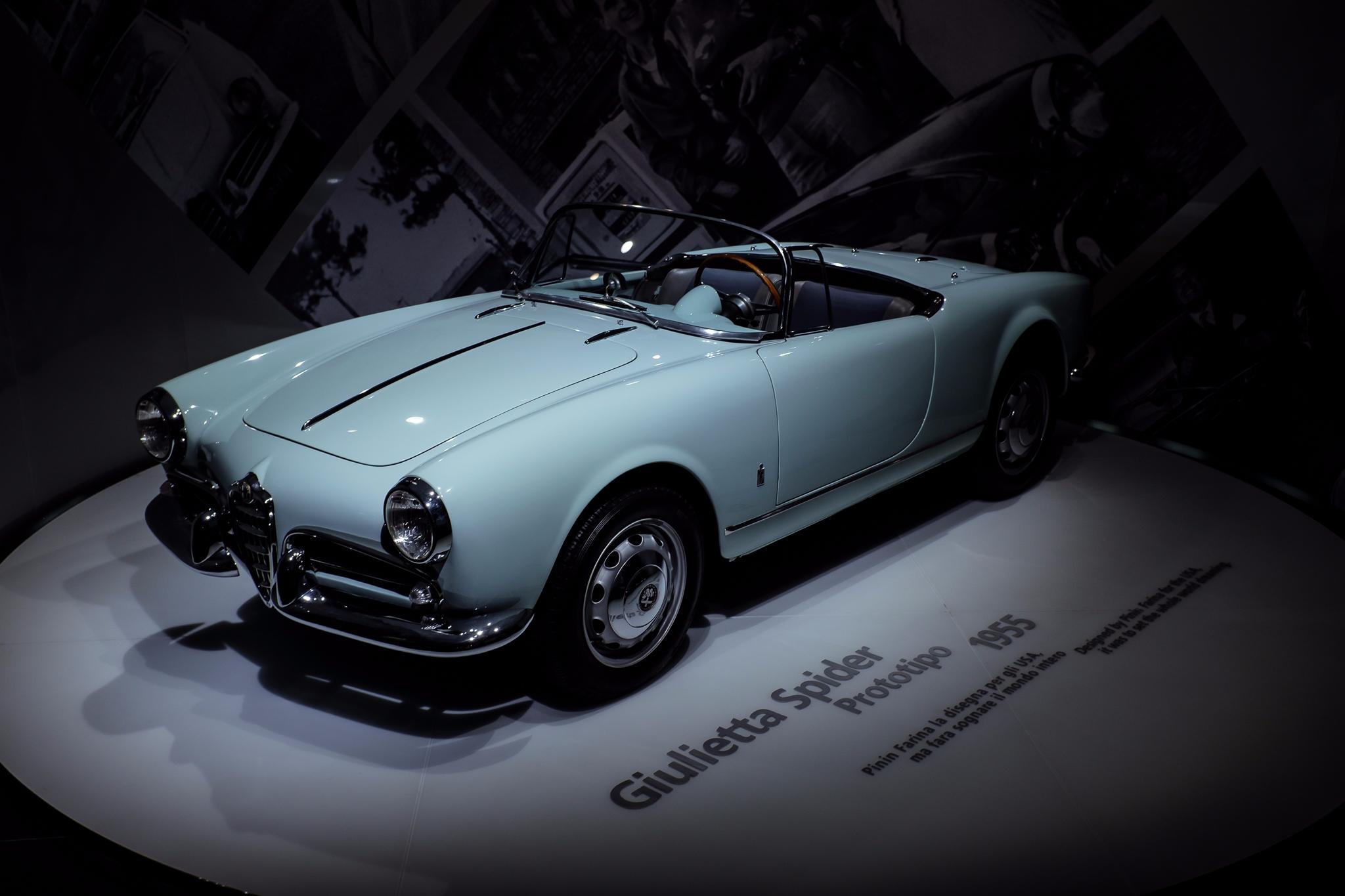 Alfa Romeo Museum aka Museo Sto - adachic | ello