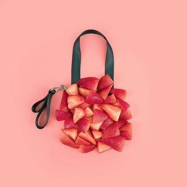 Fresh strawberries, picked - strawberry - thefactoryandco | ello