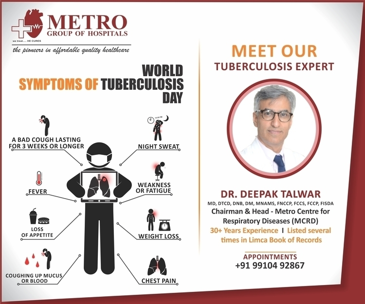 World Tuberculosis Day. Read bl - metrohospitalseo | ello