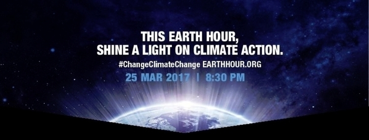 ***EARTH HOUR: 8:30 PM*** today - johnhopper | ello