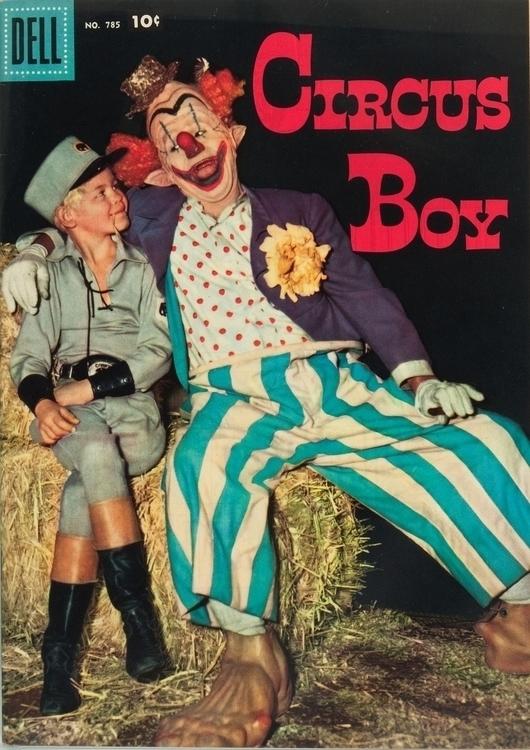 Circus Boy – Dell Color 785 Apr - kohoso | ello