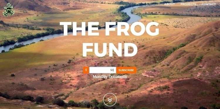 recurring donations FROG micros - guyfrog16 | ello