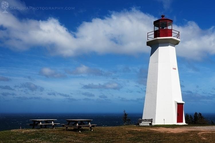 Cape George Lighthouse Nova Sco - hsphotos | ello