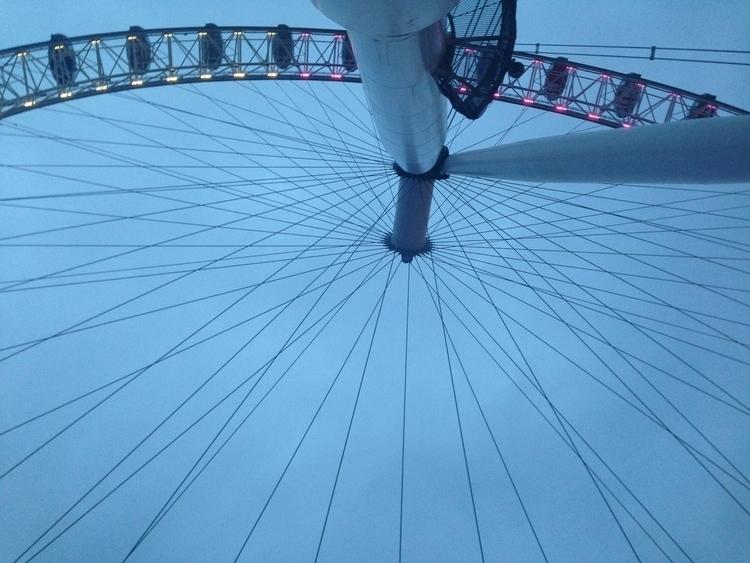 London Eye London, UK October 2 - katejf | ello