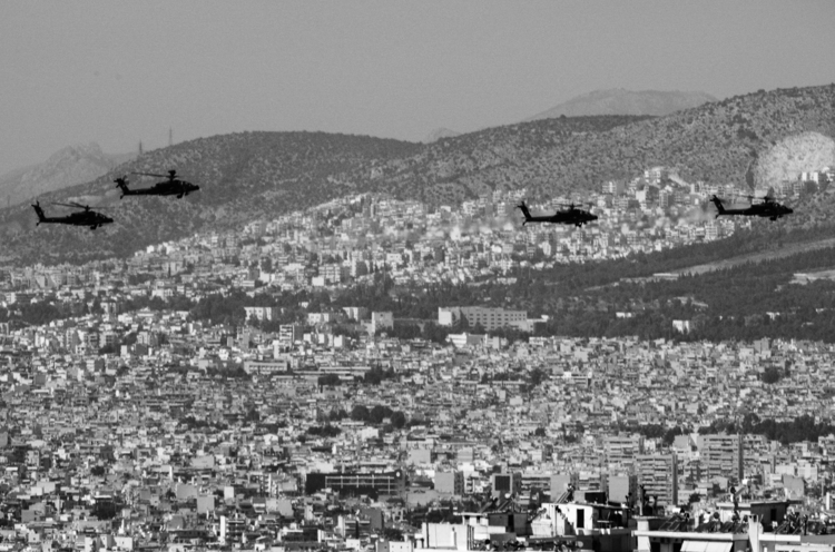 Apocalypse (Athens, 2017 - kostasarvanitis | ello