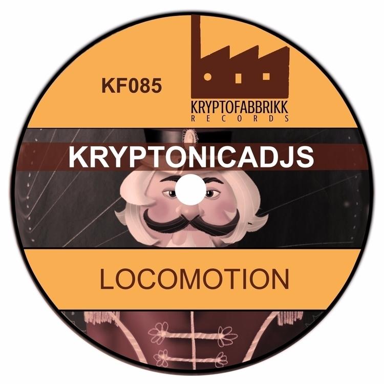 Cover track kryptonicadjs - Loc - grafica-klab | ello