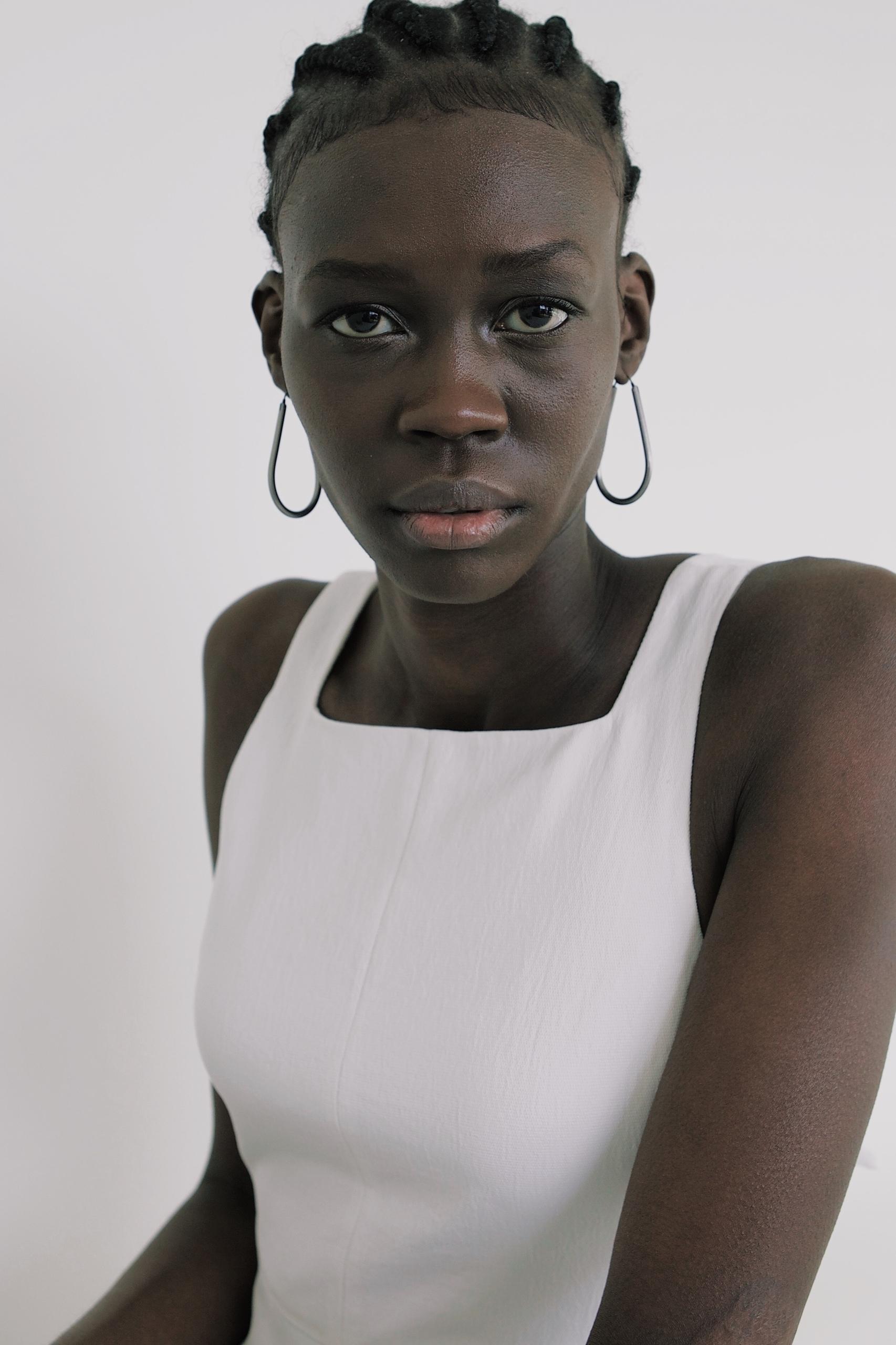 shot model Adeng wearing Titani - mstielow | ello