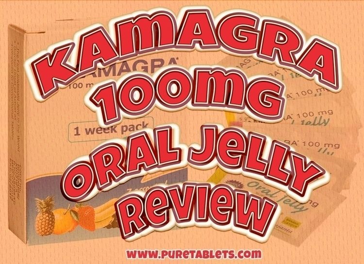 Kamagra 100mg Oral Jelly Review - puretablets   ello