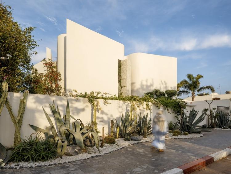 Villa / Mohamed Amine Siana - architecture - red_wolf | ello