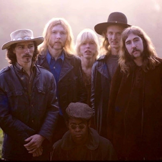 Allman Brothers Band Est March  - girlmuse | ello