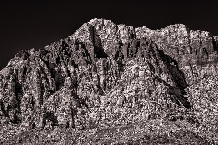 Desolation dry, rocky ridge bak - mattgharvey   ello