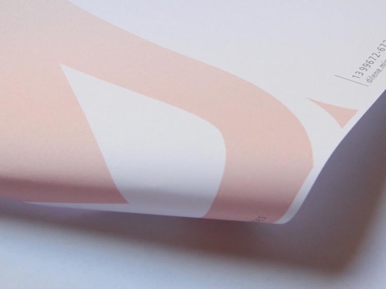 Detail letterhead Dilene Mirand - sabiacriativo | ello