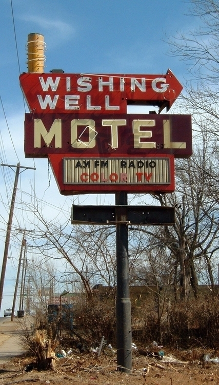 Wishing Motel – Oklahoma City,  - kohoso | ello