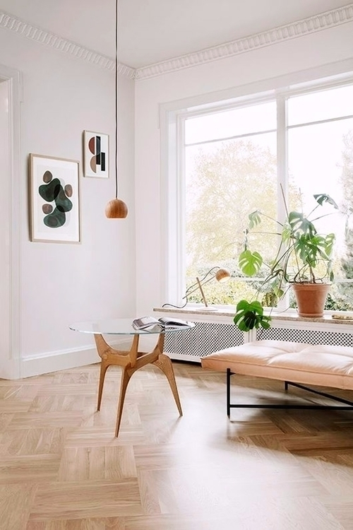 warm vibes, cool spaces - sfgirlbybay | ello