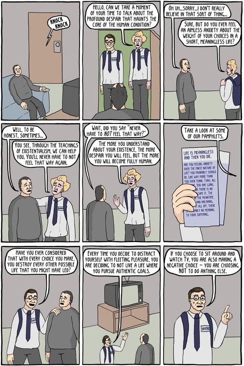 Existentialist Comics comic! en - ferdiz | ello