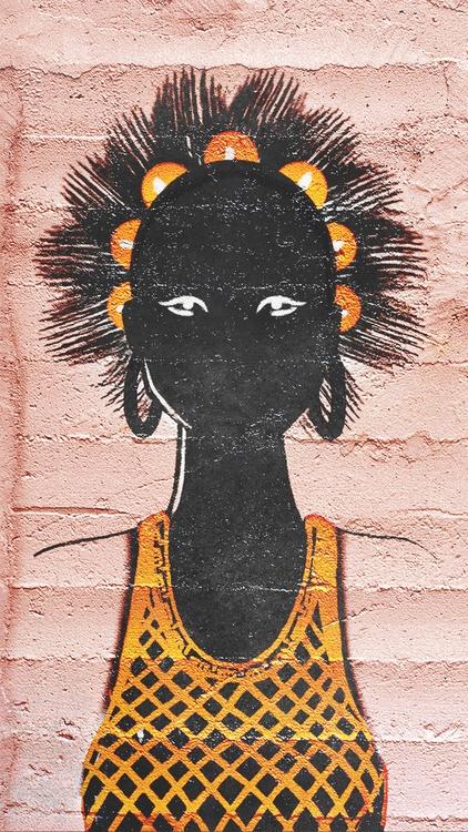 Dancehall Ting - illustration - kharikamau   ello