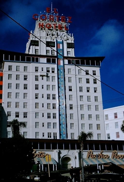 Photo - El Cortez Hotel San Die - marksusina   ello