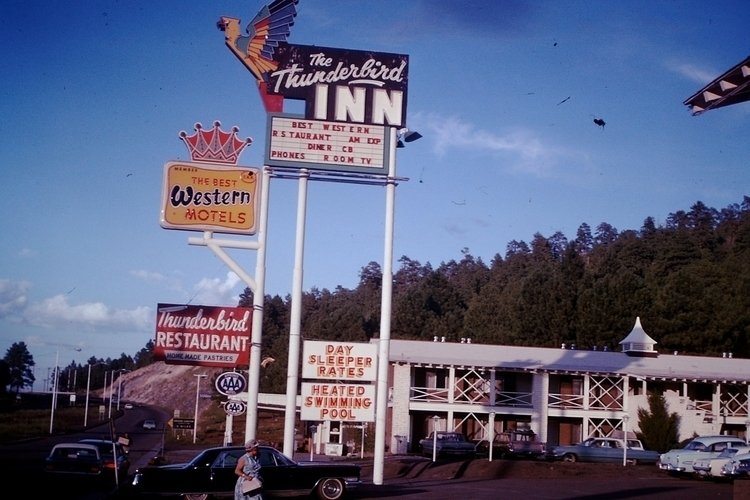 Photo - Thunderbird Inn, Willia - marksusina | ello