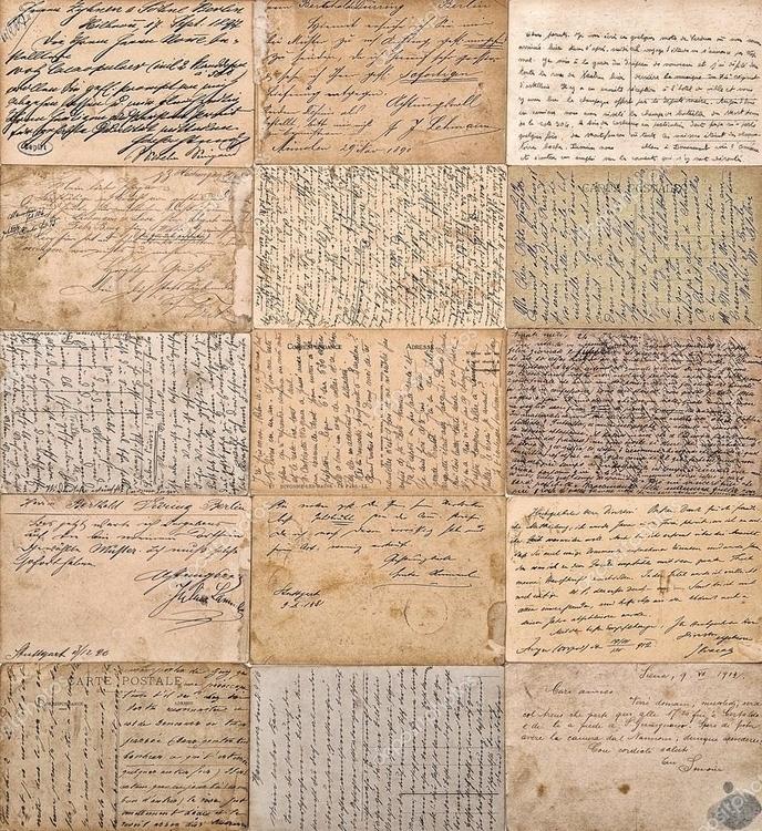Cartas húngaras Sou um jovem po - zantonc | ello
