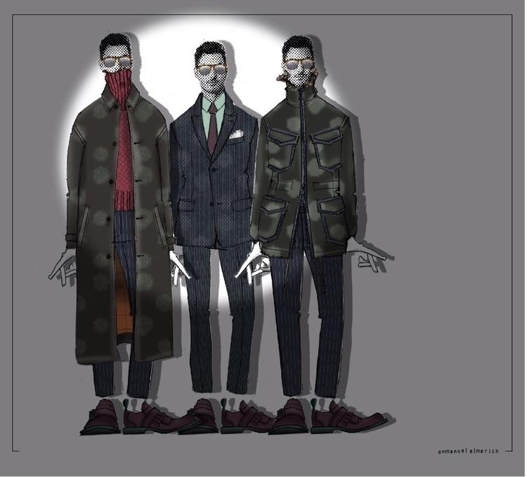 project - mode, fashion, designer - emmanuelmerich   ello