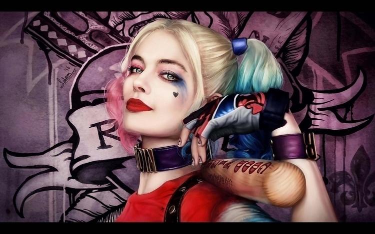 Harley Quinn - Suicide Squad Fa - rain_walker | ello