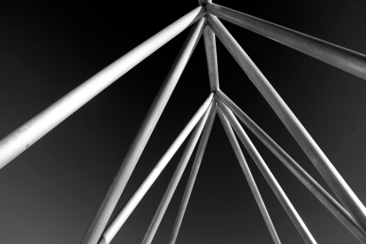 Ray - 1., architechture, bw, photography - whes | ello