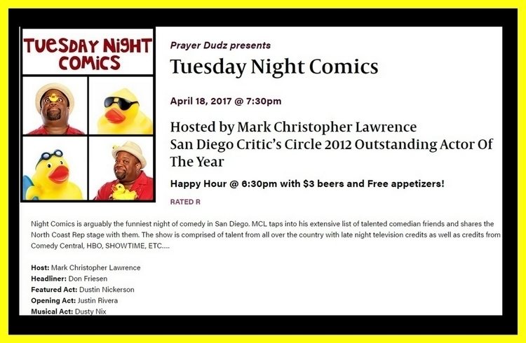 Soul South Comedian Mark Christ - soulsouthentertainment | ello