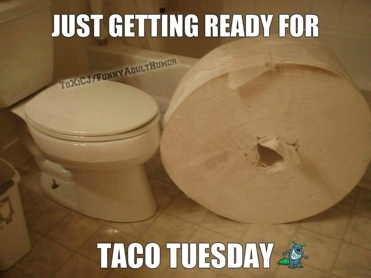 taco Tuesday post morning - baldey | ello