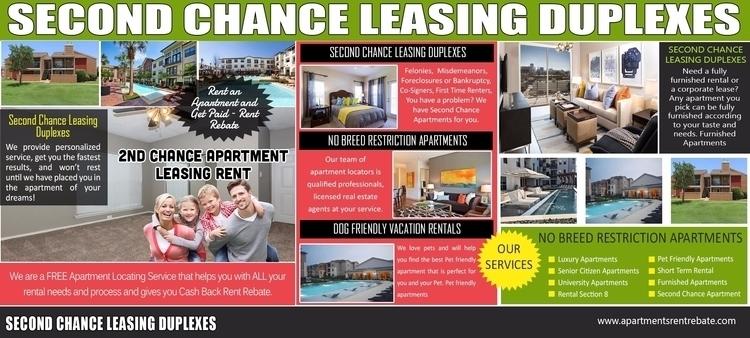 Chance Leasing Duplexes invite  - leasinghomes | ello