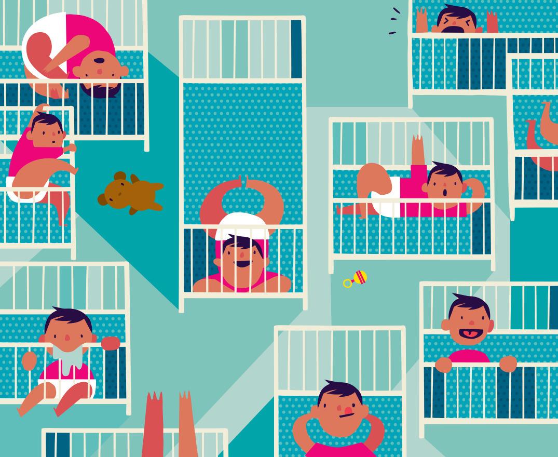 illustration parents magazine,  - ebencom | ello