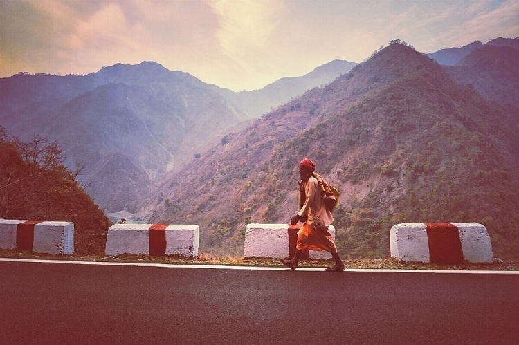 Journey - Himalayas, mountains, journal - sat1974 | ello