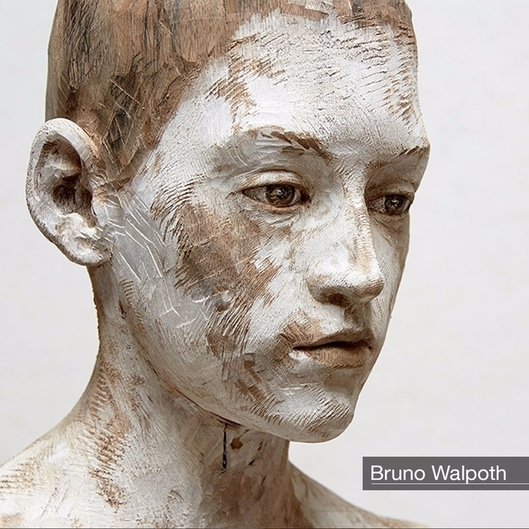 Discover WOOD Sculptures Bruno  - velvetandpurple | ello